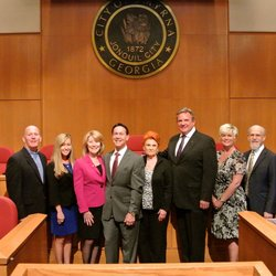 Cumberland Diamond Exchange Honored with Smyrna Proclamation in Recognition of being Named 2015 Small Business of the Year for Cobb County