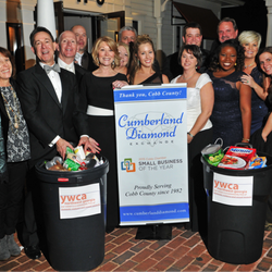 Making Spirits Bright: CDE Holiday Celebration Supports YWCA of NW GA