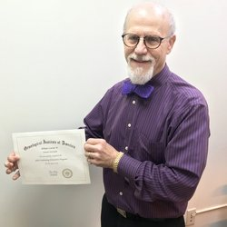 Bill Lerner, CDE's Appraiser, completes 2018 GIA Continuing Education Program.