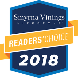 "Cumberland Diamond Exchange awarded ""Best Jeweler"" in Smyrna Vinings Lifestyle Readers' Choice Awards"